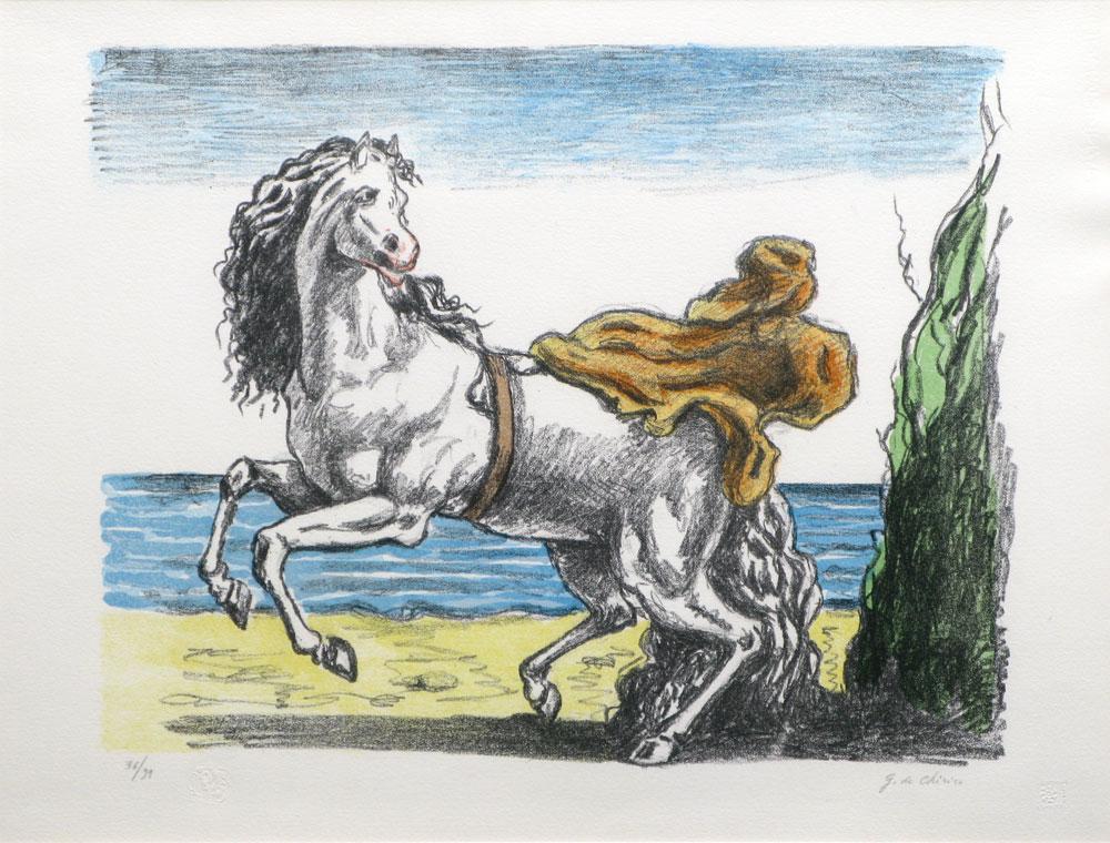 A Merano la mostra dedicata al Pictor Optimus, Giorgio De Chirico