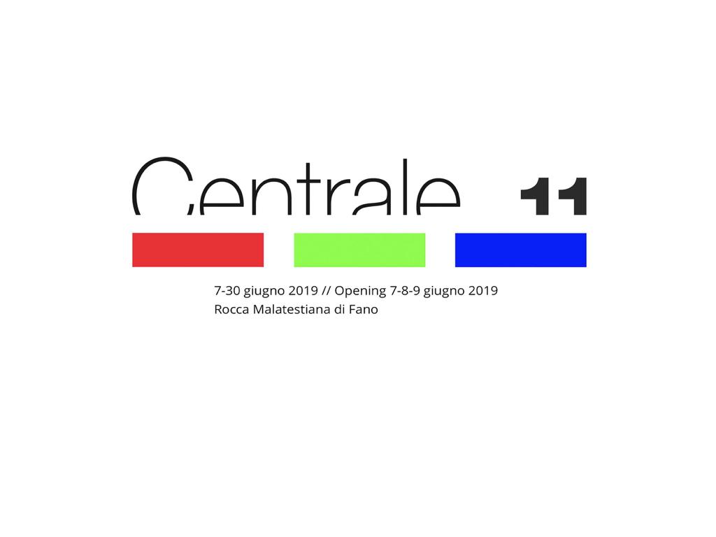 A Fano via all'undicesima edizione di Centrale Festival, importante evento di fotografia