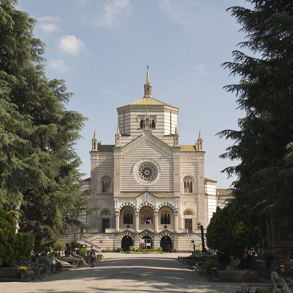 Alla scoperta del Cimitero Monumentale di Milano con Musei a Cielo Aperto