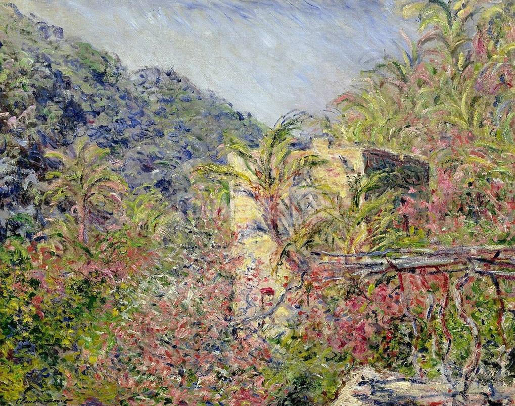 Grande successo per la mostra dedicata a Monet a Bordighera e Dolceacqua