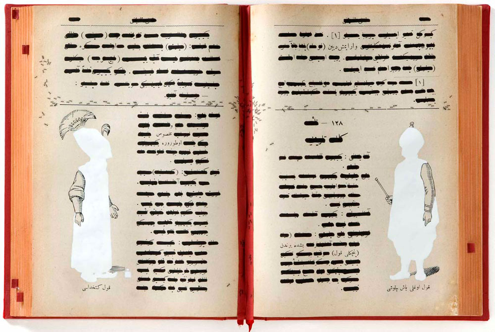 La Fondazione Cini annuncia un'antologica dedicata a Isgrò. E sulle pareti il Moby Dick cancellato.