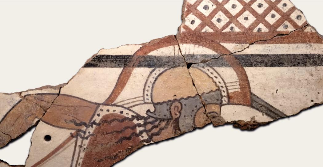 Tutti i colori degli etruschi. A Roma tesori di terracotta in mostra alla Centrale Montemartini