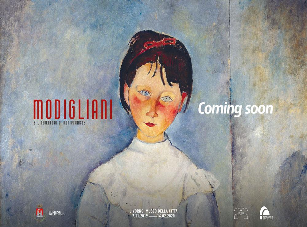 Coming soon: Livorno si prepara alla grande retrospettiva dedicata ad Amedeo Modigliani