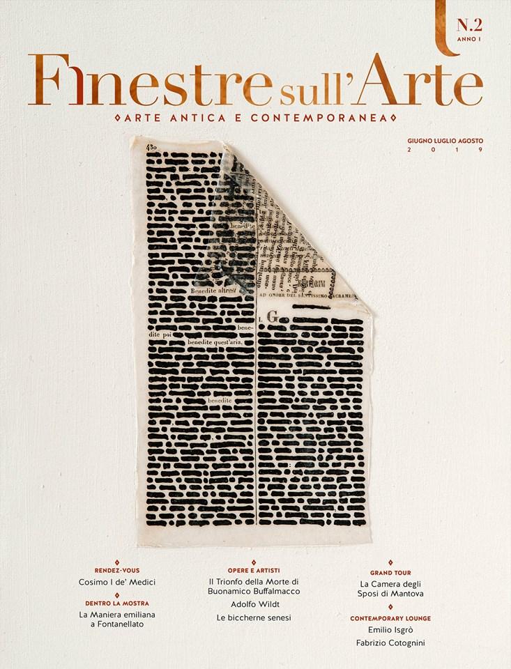 Ecco il sommario del secondo numero del nostro magazine cartaceo. Abbonamenti entro il 19 maggio