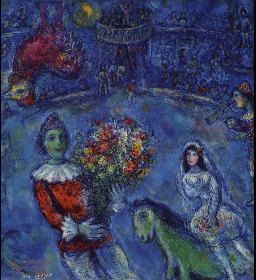 Anticipazioni: a Bologna una mostra dedicata a Marc Chagall, tra sogno e realtà