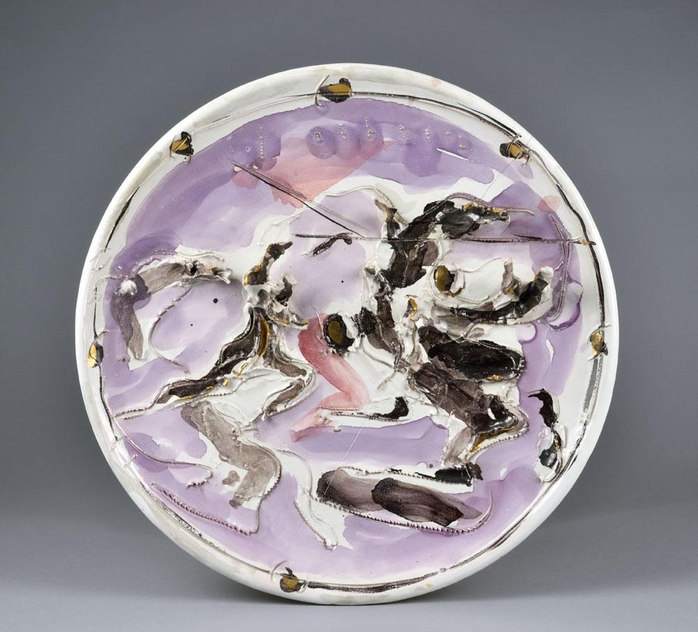 La Biennale di Vallauris omaggia l'arte ceramica italiana