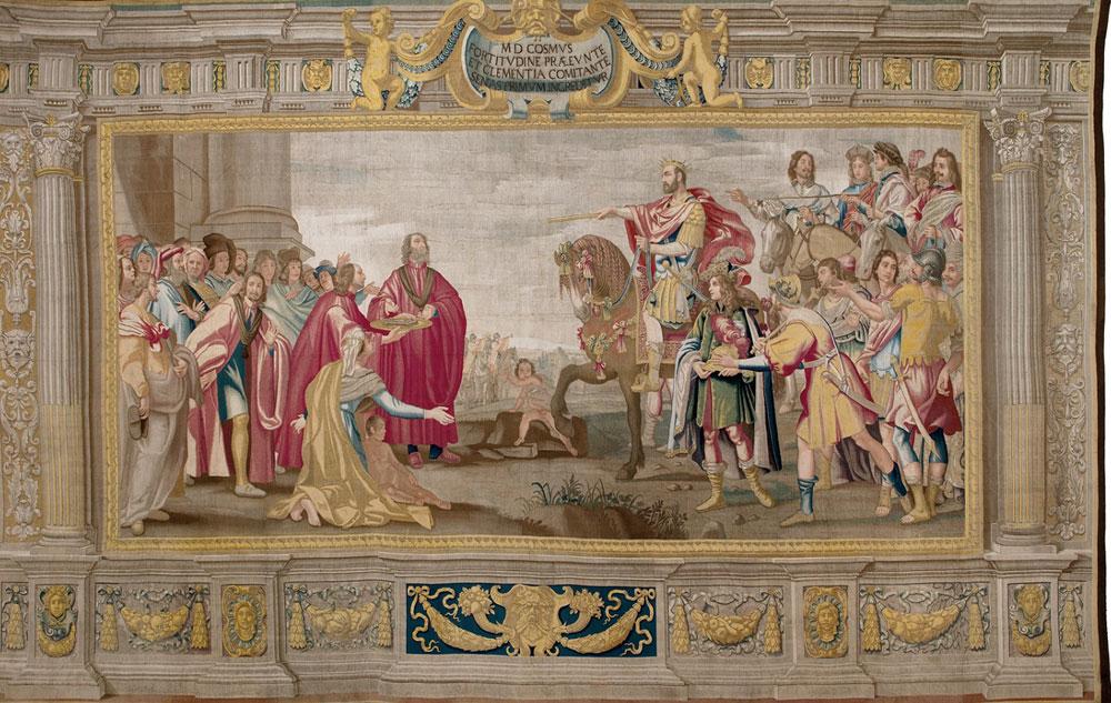 Ingresso gratuito a Palazzo Pitti e Boboli per l'anniversario dell'incoronazione a granduca di Cosimo I