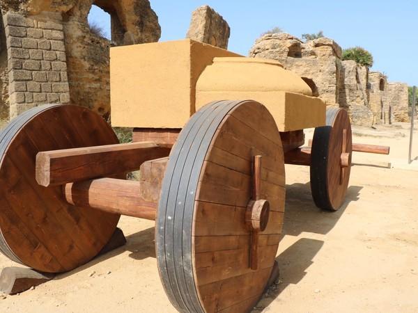 Come si costruivano i templi nell'antichità? Una mostra nella Valle dei Templi di Agrigento