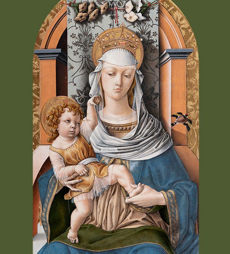 Crivelli's Gold. La Pinacoteca Vaticana celebra i 35 anni di relazioni diplomatiche tra USA e Vaticano
