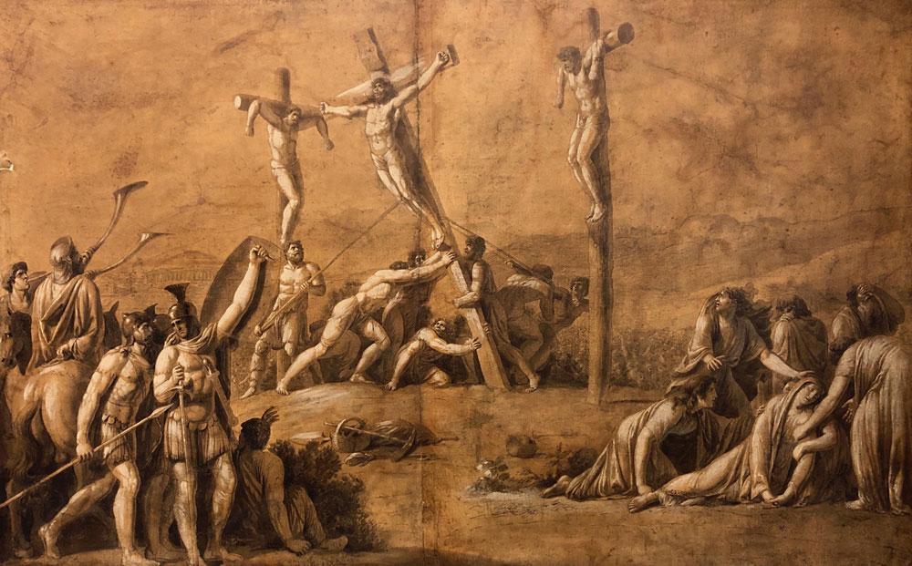 Le Gallerie degli Uffizi acquistano due rari disegni di Luigi Ademollo