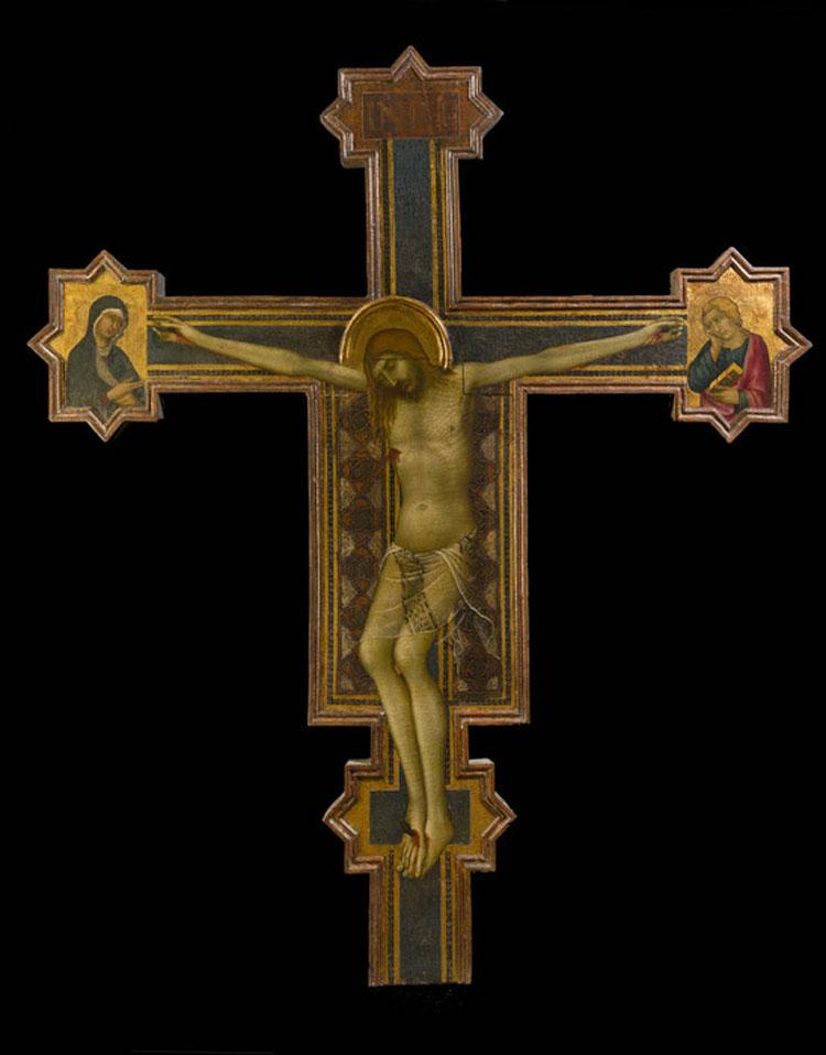 Toscana, termina il restauro della Croce di San Casciano di Simone Martini. Ecco cosa è emerso