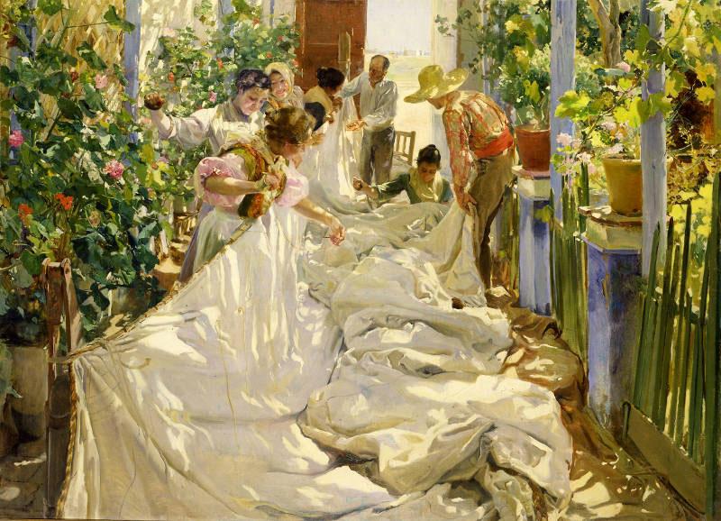 Alla National Gallery di Londra la prima mostra nel Regno Unito dedicata a Sorolla