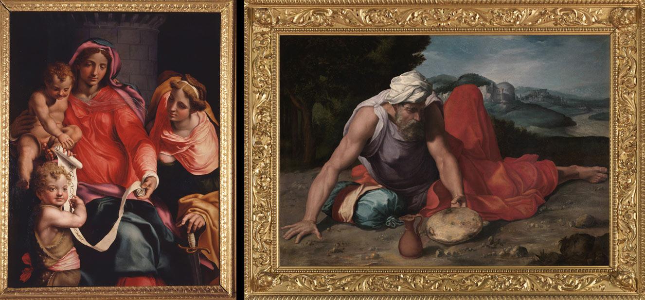 """Gli Uffizi sui dipinti di Daniele da Volterra: """"Non è possibile cederli alla Pinacoteca di Siena, ma faremo mostre"""""""