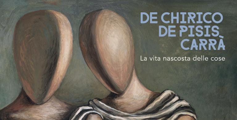 A Pavia opere caravaggesche dialogano con De Pisis, De Chirico e Carrà