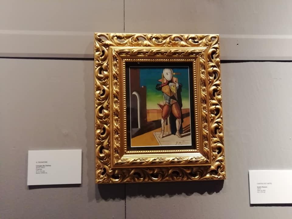 Sicilia, falsi De Chirico esposti in una mostra a Noto. Sequestrate 26 opere