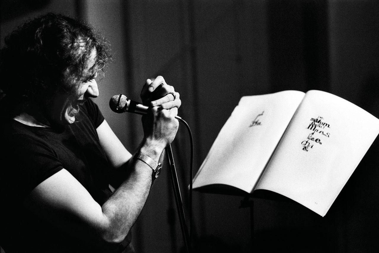 A Roma una mostra sulla voce: protagonisti Carmelo Bene, Cathy Berberian e Demetrio Stratos