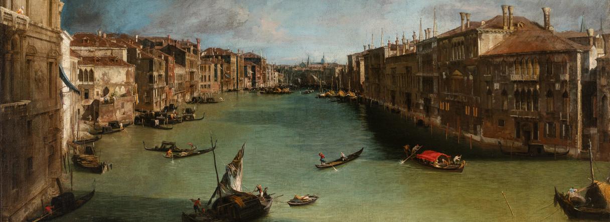 A Venezia una grande mostra sul Canaletto e sul Settecento veneziano da Tiepolo a Rosalba Carriera