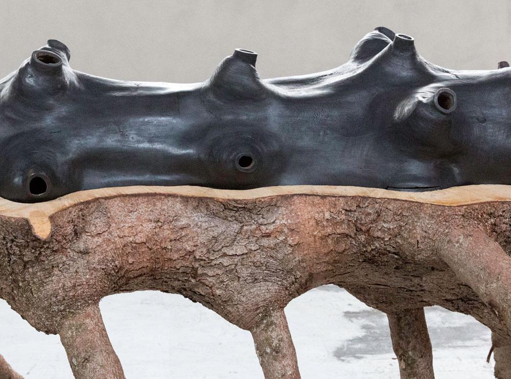 Le sculture di Giuseppe Penone in mostra a Cuneo grazie a Fondazione CRC e al Castello di Rivoli