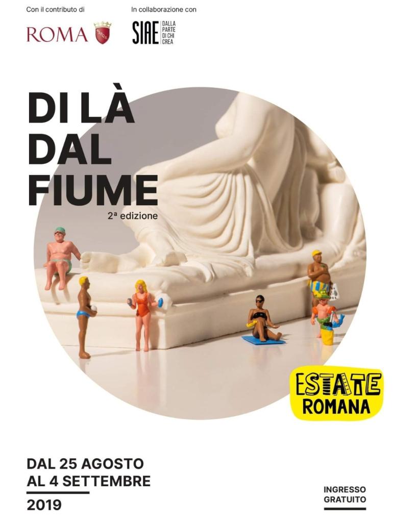 """A Roma la seconda edizione di """"Di là dal Fiume"""", festival di musica, canzoni, poesie e letture lungo il Tevere"""