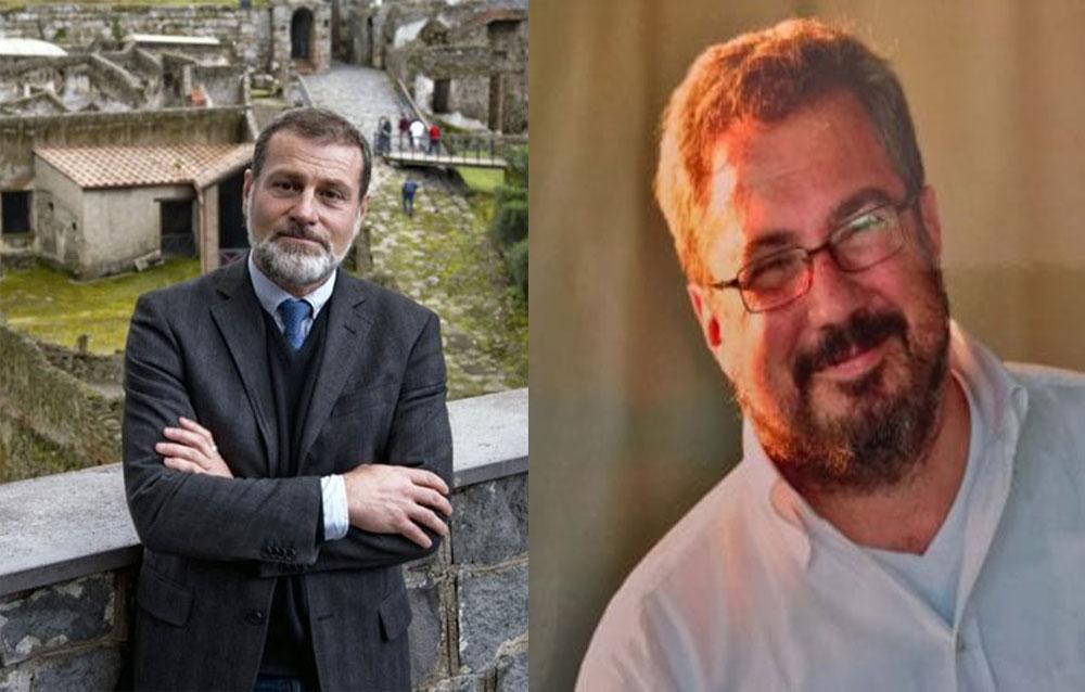 Nominati nuovi direttori dei musei: riconfermato Massimo Osanna per Pompei, Simone Quilici per l'Appia Antica