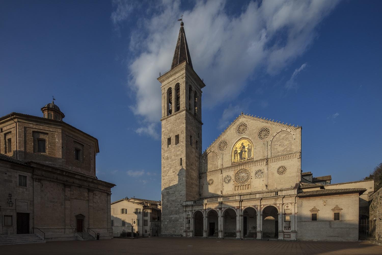 Spoleto, il Complesso del Duomo visitabile per intero e con visuale... dall'alto