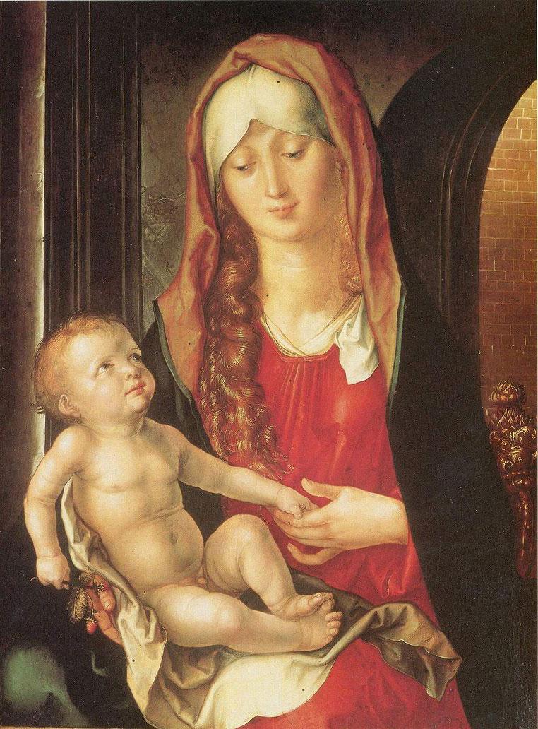 La Madonna del Patrocinio di Dürer torna esposta, dopo cinquant'anni, a Bagnacavallo