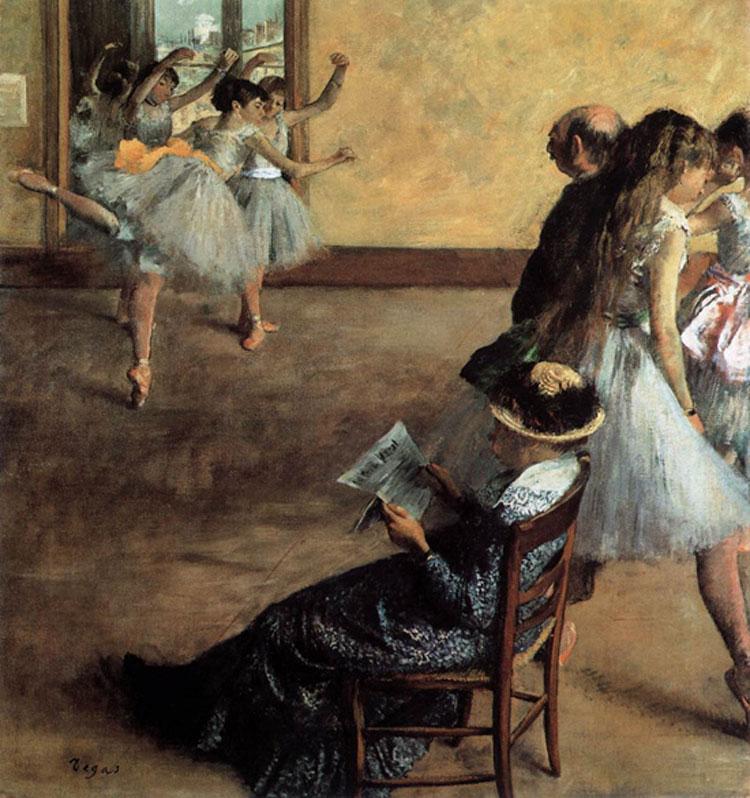 Disponibile online il catalogo ragionato completo delle opere di Degas realizzato da Michel Schulman