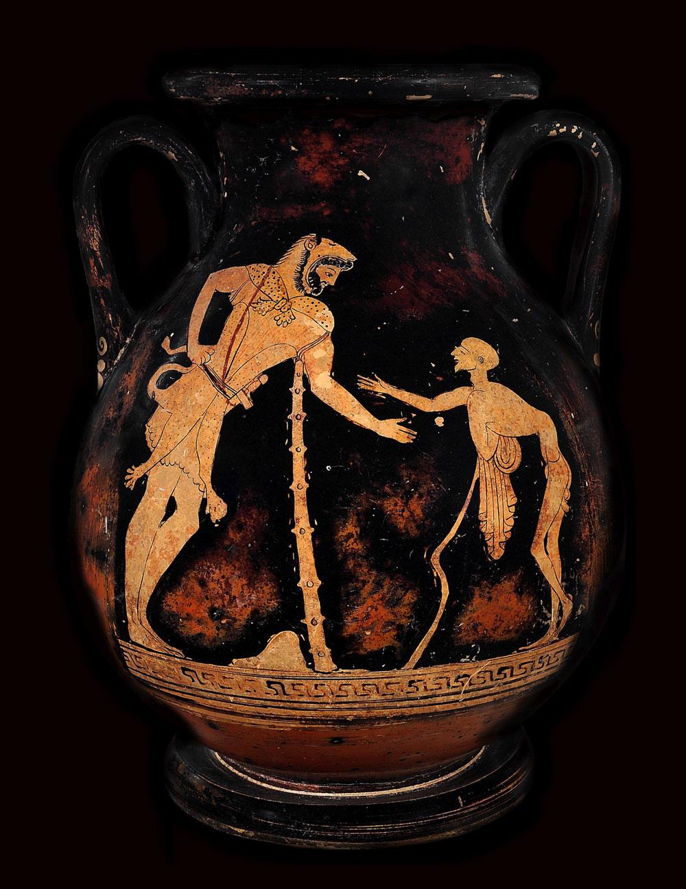 Nascere e rinascere in Etruria: una mostra al Museo Nazionale Etrusco di Villa Giulia