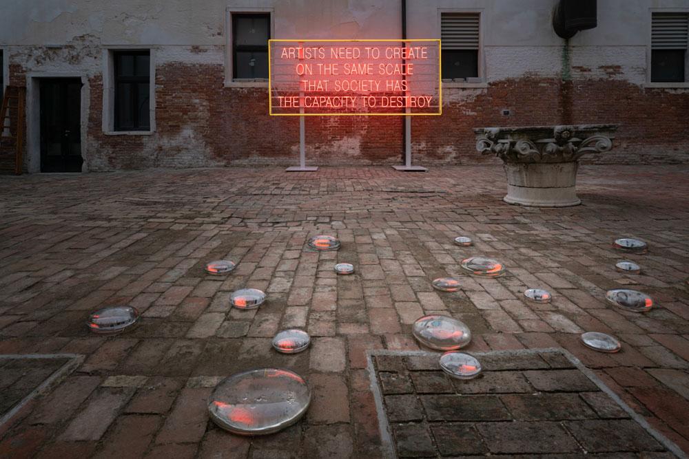 Venezia: alla chiesa delle Penitenti una mostra riflette sulla crisi ambientale
