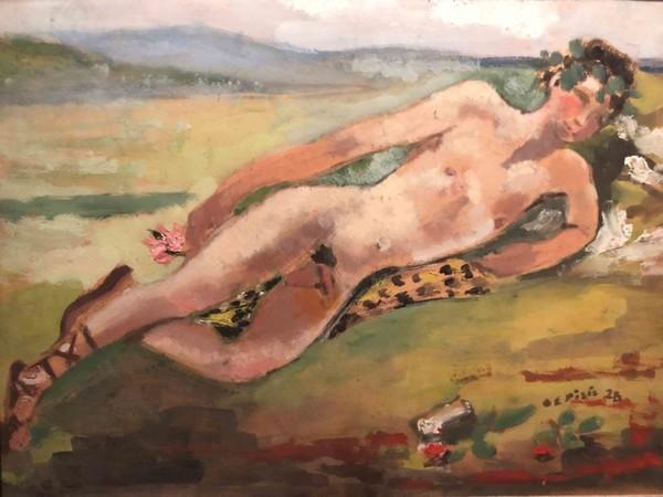 Le opere di Filippo de Pisis raccolte da Luigi Vittorio Fossati Bellani sono riunite a Milano