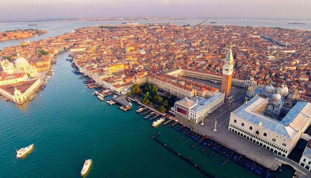 Dopo un restauro di cinque anni, riaprono i Giardini Reali di Venezia