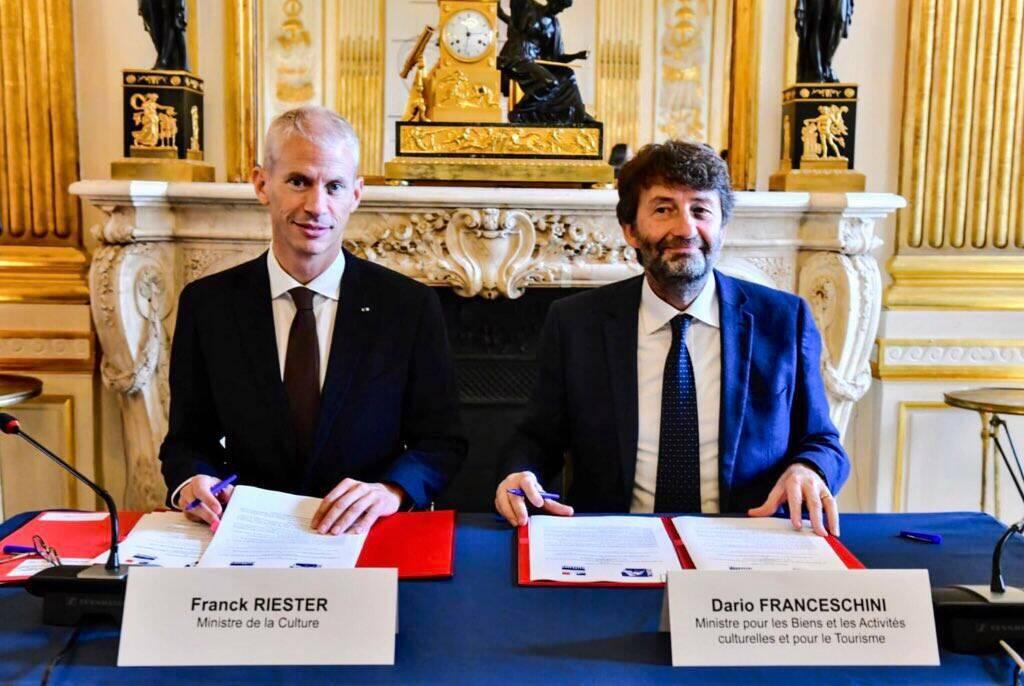 """Prestiti Leonardo-Raffaello, Franceschini: """"occasione unica"""". Riester: """"dovere far circolare le opere"""""""