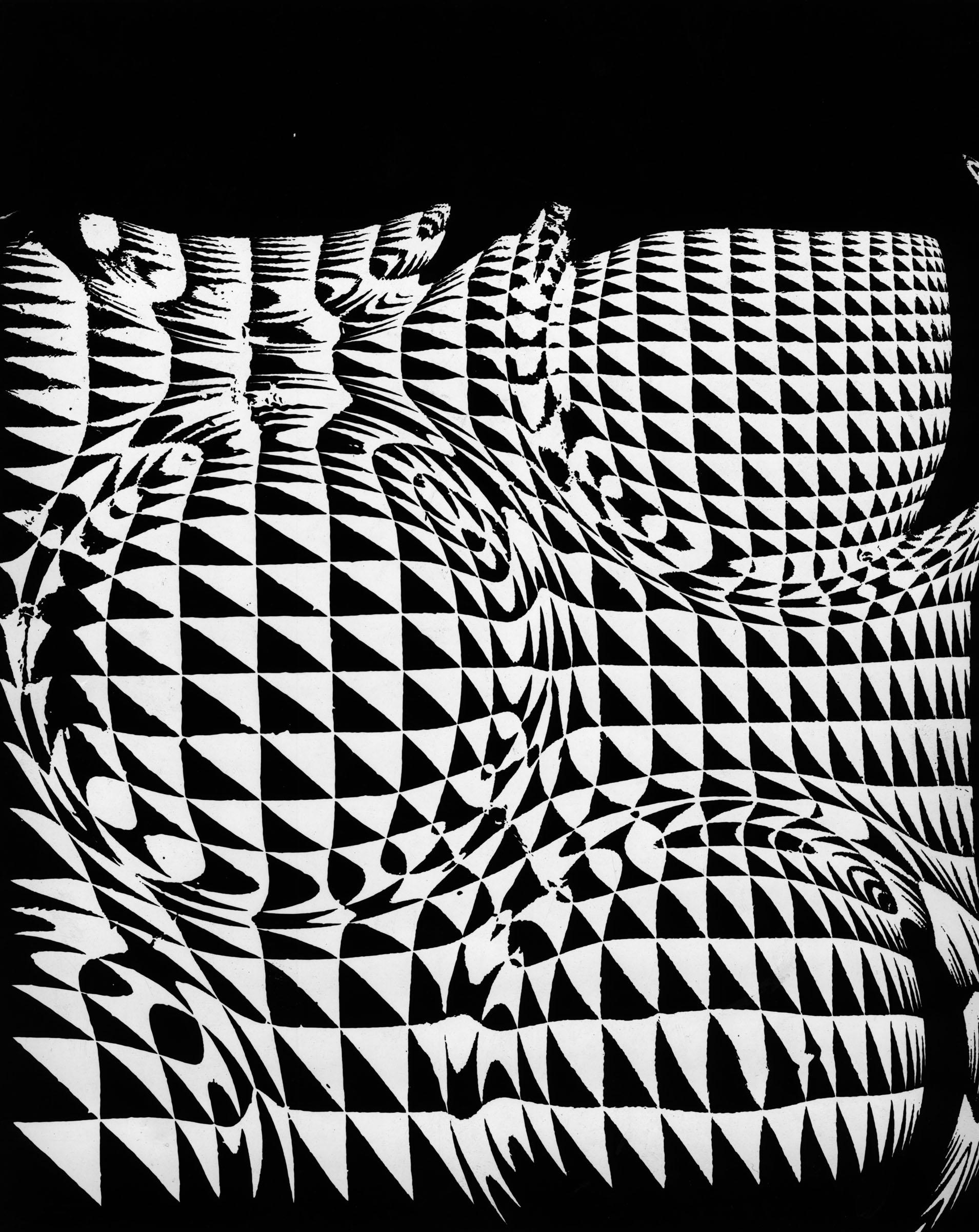 Le sperimentazioni ottiche (e non solo) di Franco Grignani in mostra a Chiasso