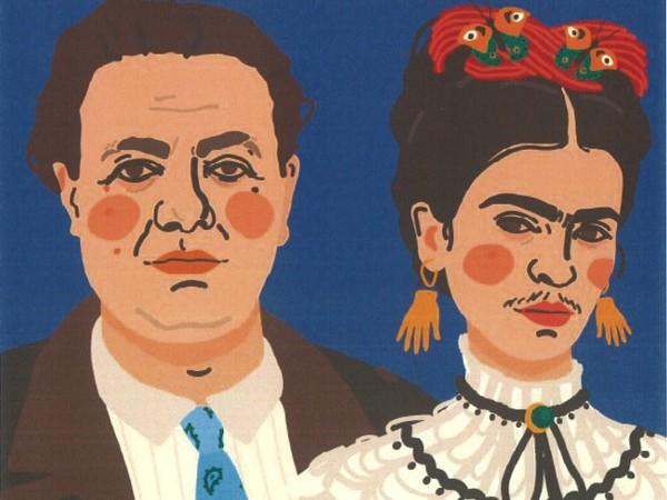 """Una mostra su Frida Kahlo e Diego Rivera a Roma: """"Il caos dentro"""""""