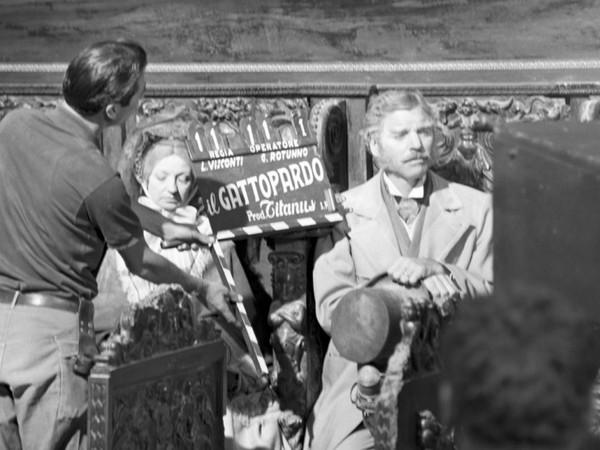 """A Roma una mostra ripercorre la realizzazione de """"Il Gattopardo"""", il film capolavoro di Luchino Visconti"""