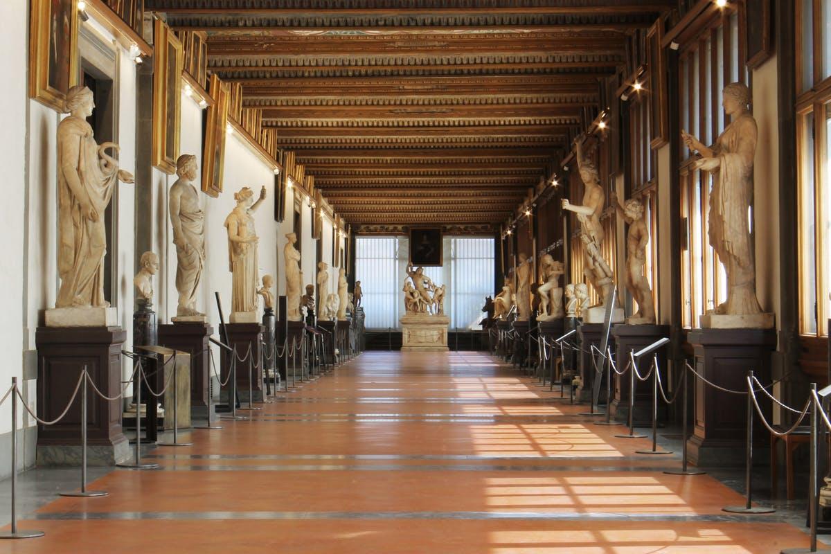 Record di visitatori alle Gallerie degli Uffizi per il ponte di Ferragosto