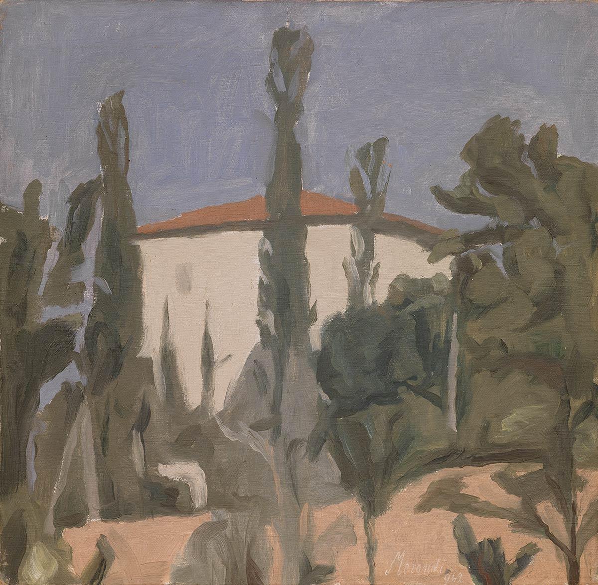 Giorgio Morandi protagonista di una mostra al Museo Novecento di Firenze
