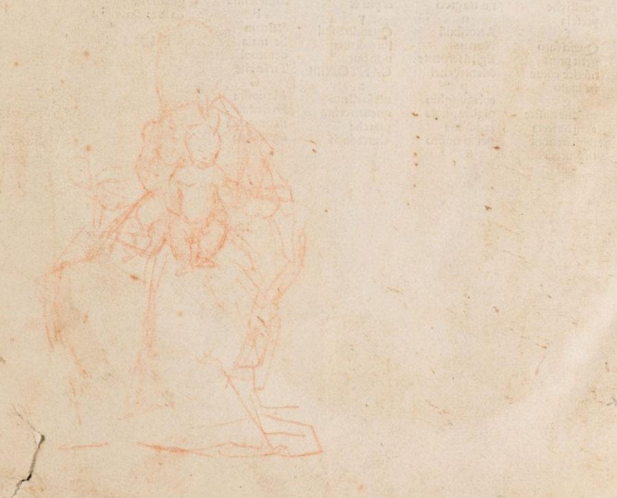 Un nuovo disegno di Giorgione? La studiosa che lo sostiene è in Italia. Ma occorre prudenza