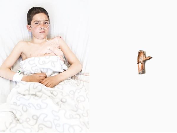 Emergency presenta una mostra del fotografo Guido Piscitelli sulla guerra