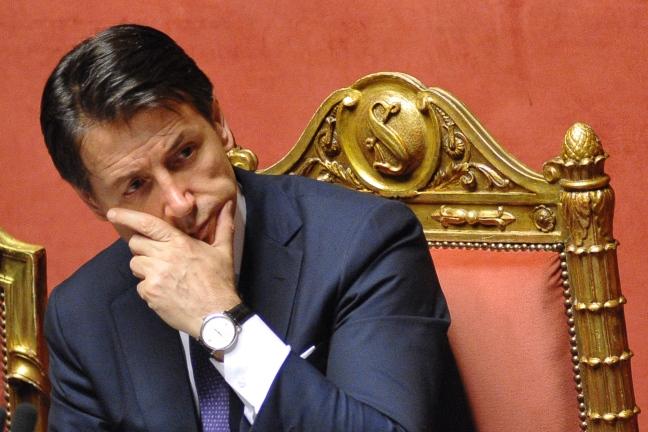 Nel discorso con cui Giuseppe Conte apre la crisi di governo c'è spazio anche per il patrimonio culturale