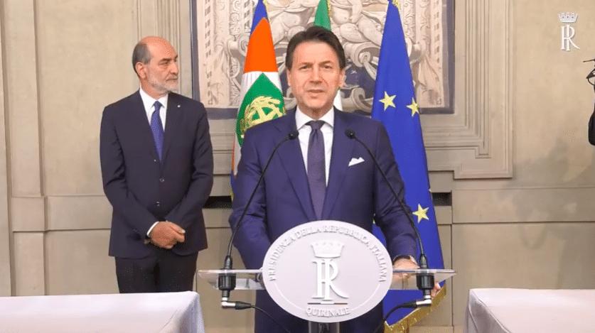 """Giuseppe Conte: """"vogliamo offrire ai nostri figli un paese che valorizzi il patrimonio culturale"""""""