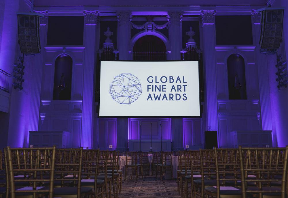 """L'Italia brilla ai Global Fine Art Awards, i """"mondiali"""" delle mostre: con tre vittorie siamo secondi solo al Regno Unito"""