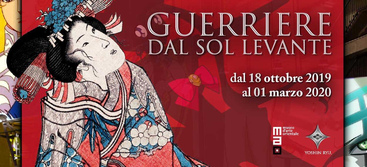 Donne guerriere del Giappone: una mostra al Museo d'Arte Orientale di Torino