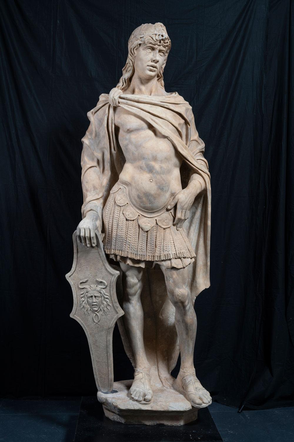 Palazzo Ducale di Venezia espone eccezionalmente dopo il restauro le statue di Antonio Rizzo