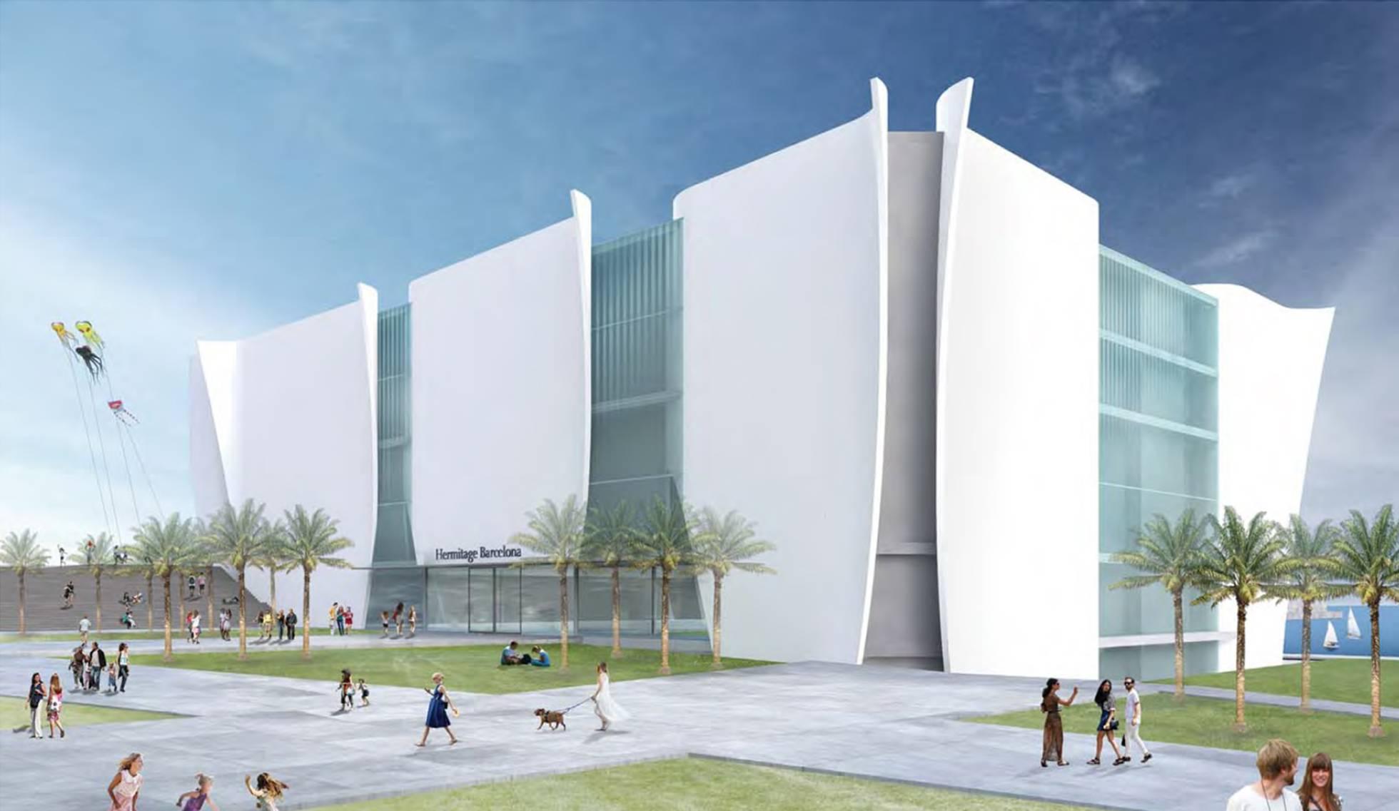 Barcellona avrà il suo Hermitage: presentato il progetto della filiale catalana del museo di San Pietroburgo