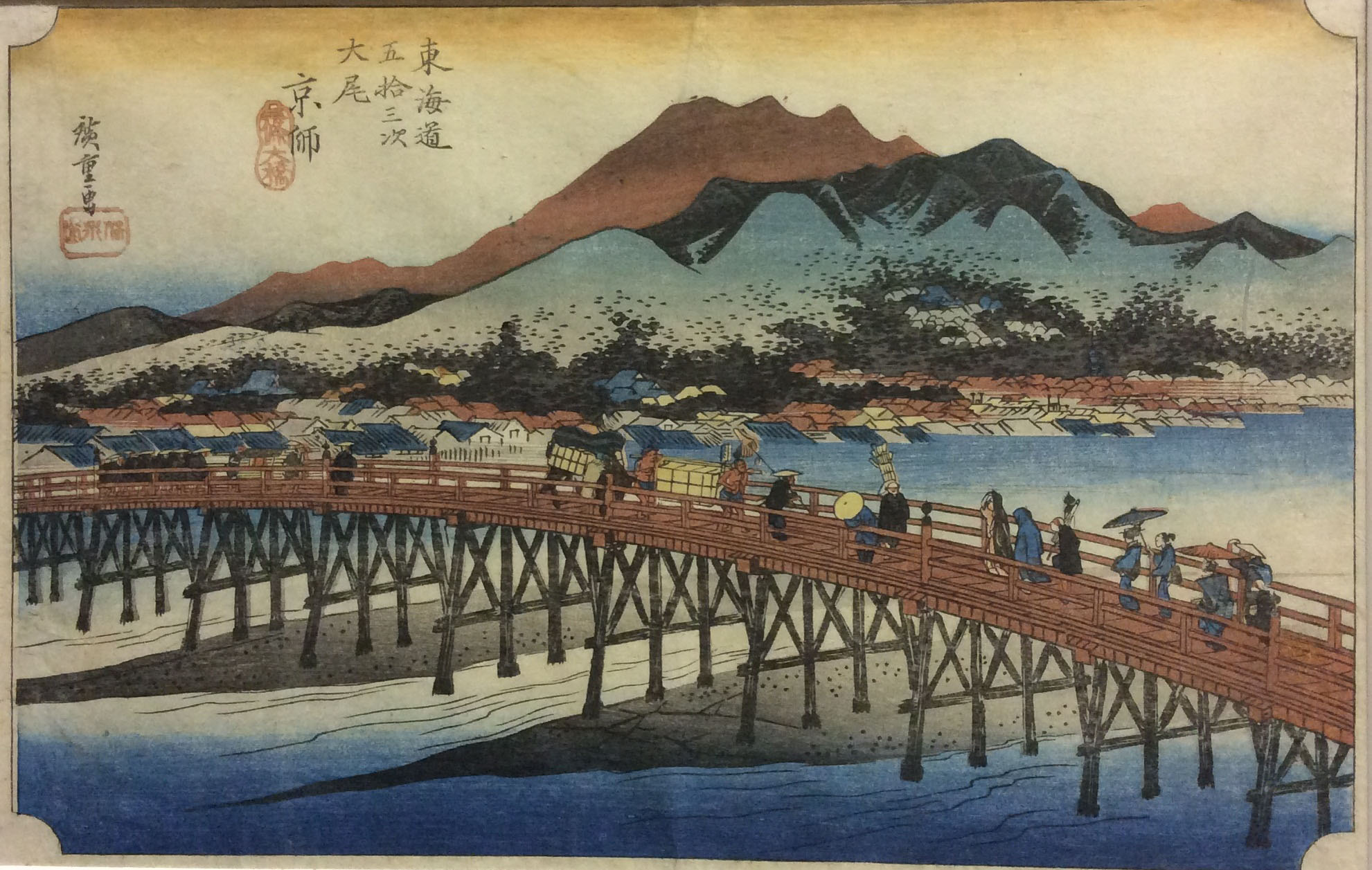 Da Hokusai a Hiroshige, a Pavia i maestri dell'arte giapponese a confronto con Gauguin, Manet e altri
