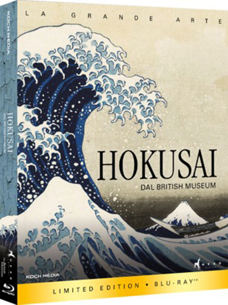 Hokusai, Dalí e Bosch in DVD e Blu-ray per La Grande Arte al Cinema