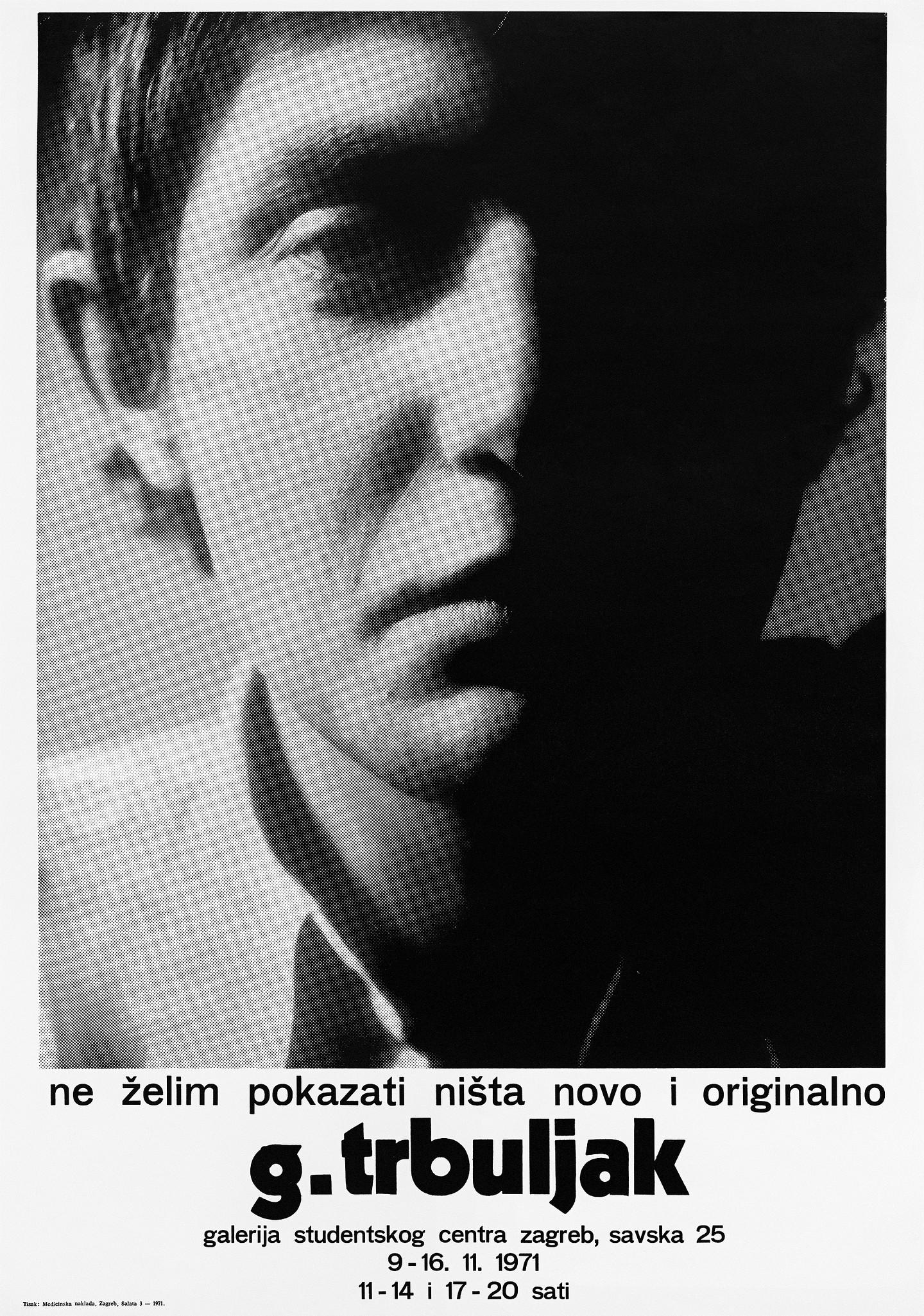 """Bologna, Goran Trbuljak in mostra alla Villa delle Rose con """"Before and After Retrospective"""""""