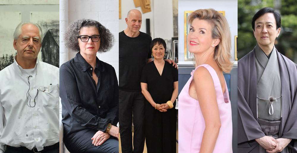 """Da Kentridge ad Anne-Sophie Mutter, uno sguardo sui vincitori del Praemium Imperiale 2019, il """"Nobel"""" dell'arte"""