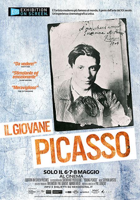 Il giovane Picasso, il film sui primi anni della vita del grande cubista, esce nelle sale a maggio
